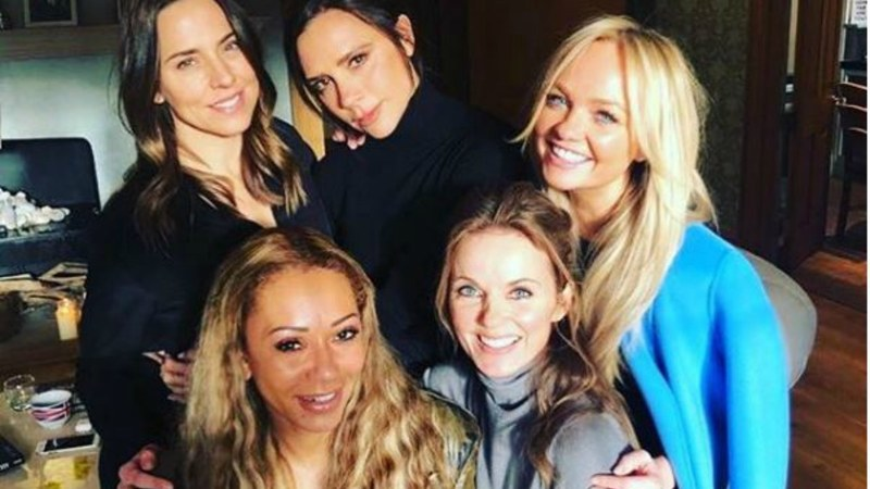 "The Spice Girls got back together on Friday for the first time since 2012 and announced plans to explore ""incredible new opportunities"" in the future."