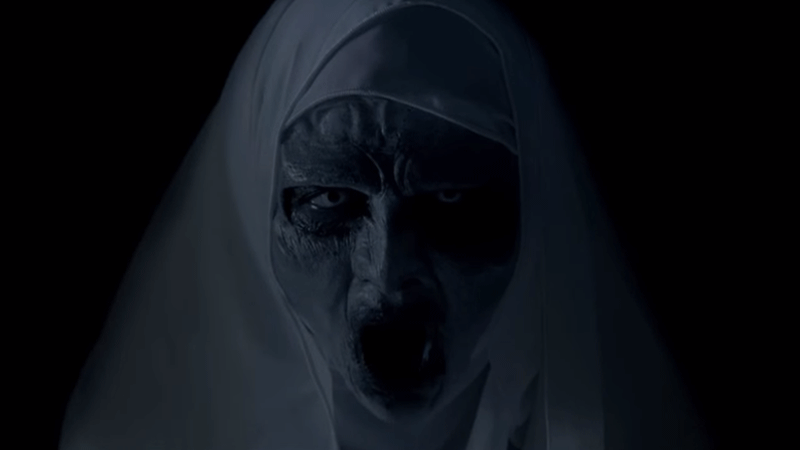 A random ghost which appears in the second half of the film.