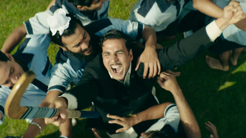 'Gold' is the first time Akshay Kumar took on a Bengali character and he is slaying it