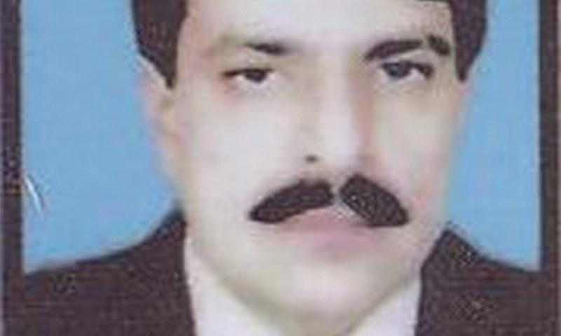 Former food minister Balochistan Mir Izhar Hussain Khosa. ─ Balochistan Assembly website