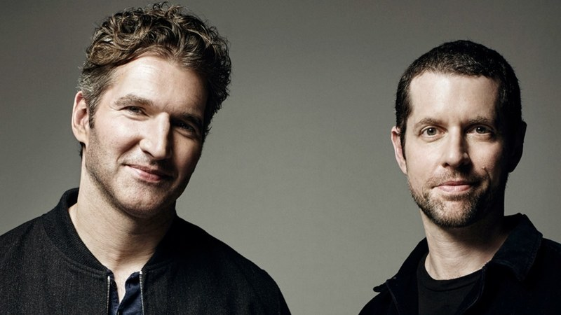 David Benioff, D.B. Weiss said in a joint statement that they are honoured and a little terrified by the responsibility.