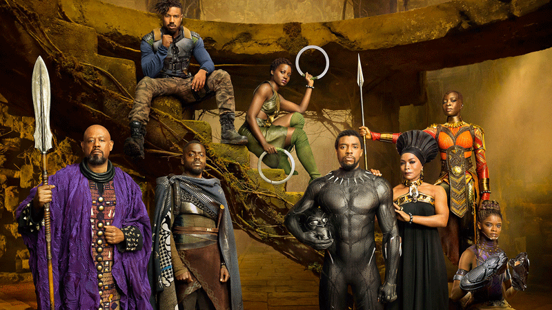 Titan announces Black Panther: The Official Movie Special