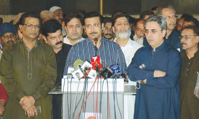 Authority shifted from Sattar to Siddiqui