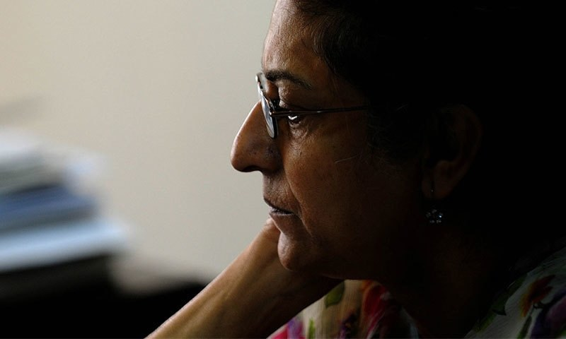 Pakistan bids farewell to human rights activist Asma Jahangir