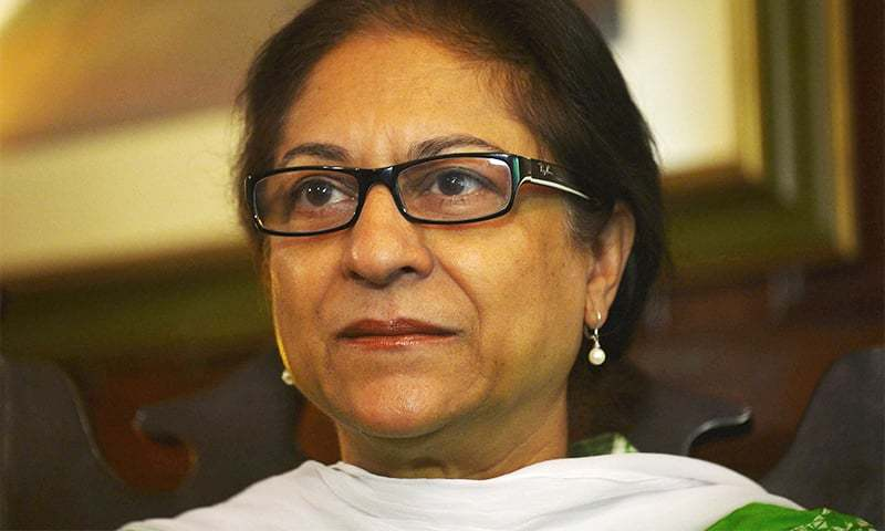 Pakistan's Human Rights Champion Asma Jahangir Dies
