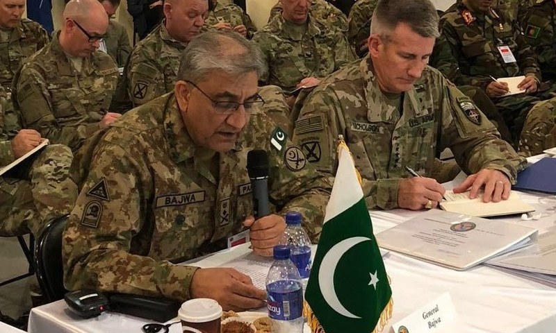 COAS reaches Kabul for Chief of Defense summit