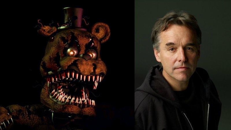 Chris Columbus has directed several kid-friendly movies, but will he be able to handle horror?