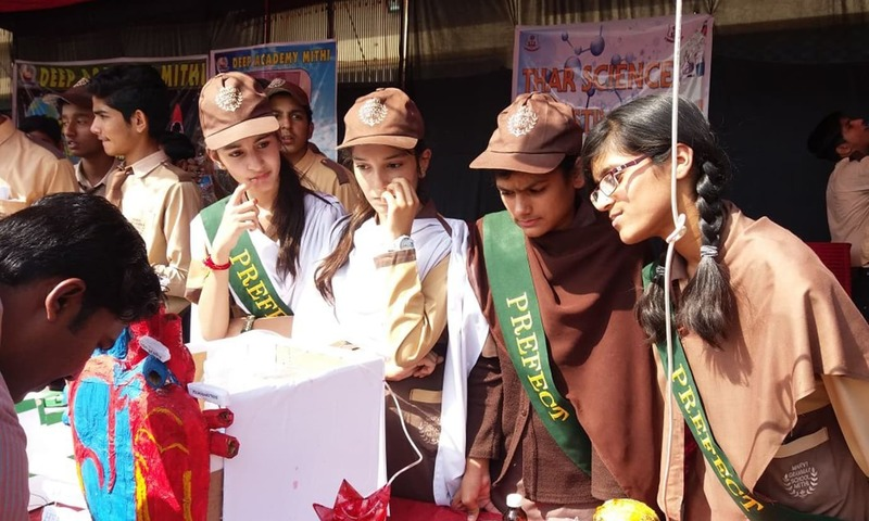 In pictures: First-ever science festival in Thar attracts people in droves