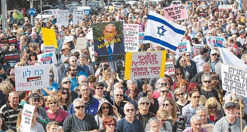Israeli police name Tata in case against Netanyahu