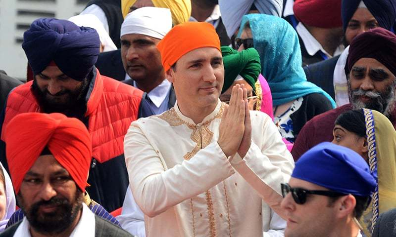Ex-member of Sikh extremist group invited to Trudeau event