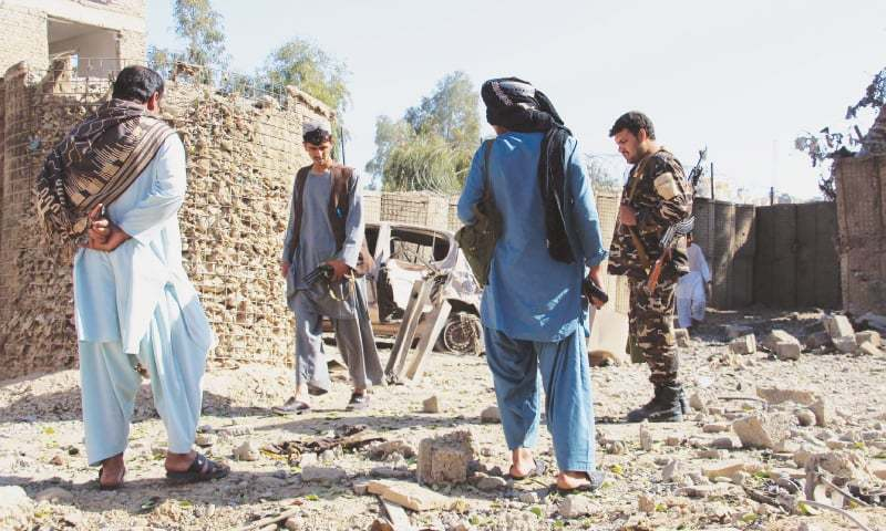 Wave of Taliban Attacks Kills at Least 20 Afghan Soldiers