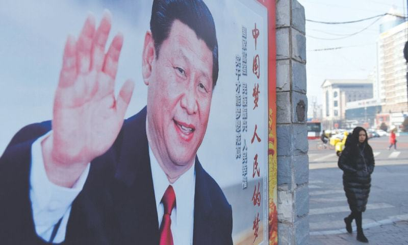 China's Top Paper Says Reform Doesn't Mean Life-Long Presidency