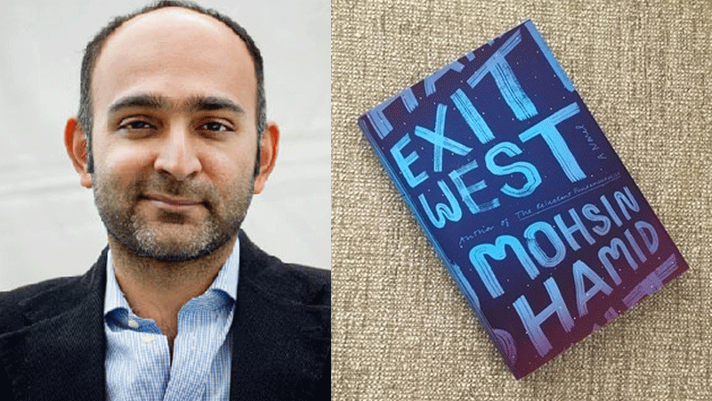 Exit West, a story about a refugee couple's attempted journey to safety, was shortlisted for The Man Booker Prize last year.