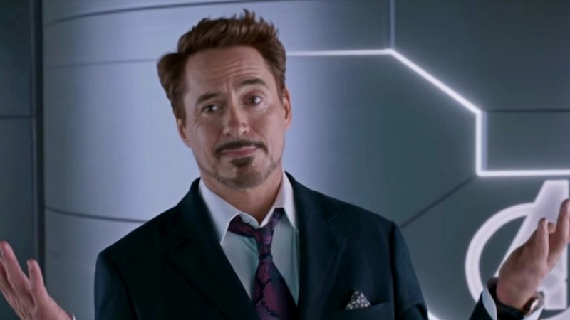 Who can say no to Iron Man?