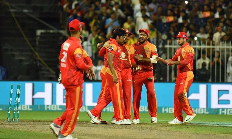 PSL: Islamabad United beat Quetta Gladiators by 6 wickets