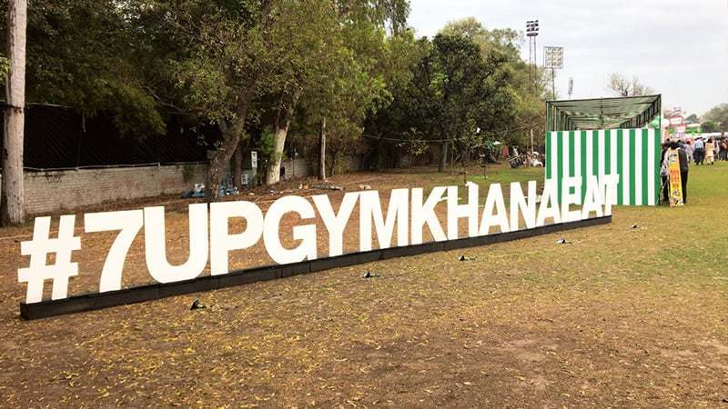 GymKhana Eat picks just the right food, music, celebs and 7Up blends to welcome summers.