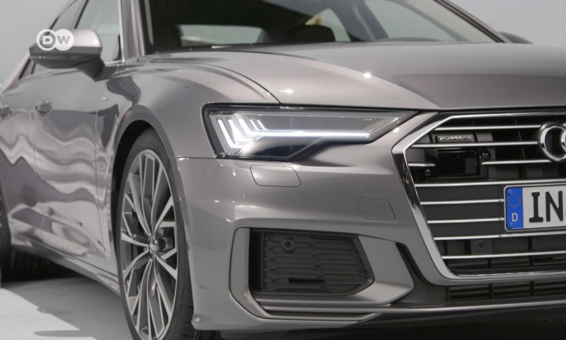 Audi Debuts Latest Generation A6 With A Sporty New Design