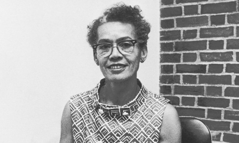 Overcoming the difficulties posed by her race and gender identity, Pauli Murray became a lawyer, a deputy attorney general and later a priest | AP