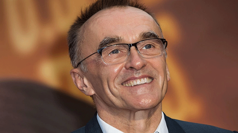 Danny Boyle working on
