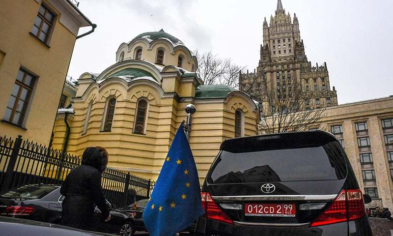 European Union nations plan 'additional steps' against Moscow over nerve agent attack