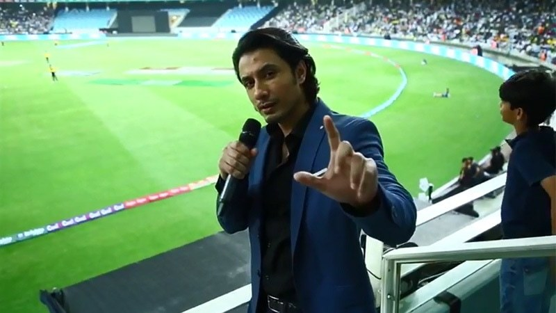 Have you spotted your favourite celebs doing the Head & Shoulder's Dandruff Free Pakistan move during PSL?