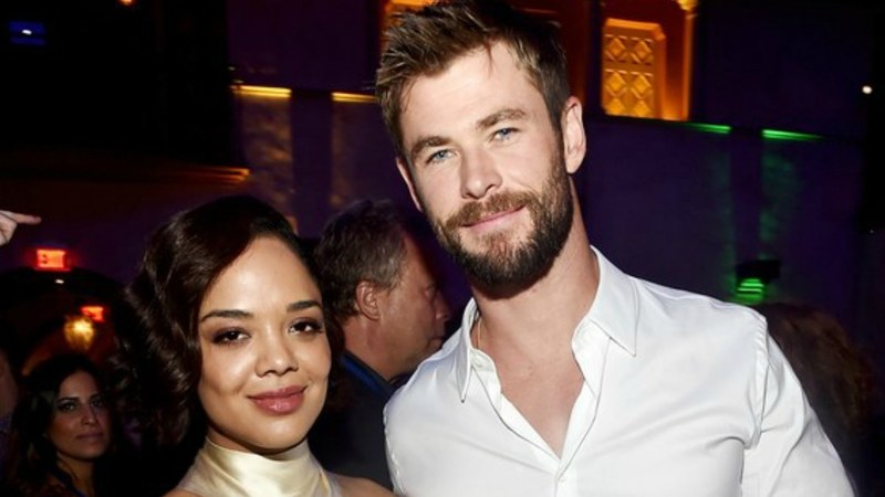 Chris Hemsworth And Tessa Thompson Depart Asgard For Men In Black Spin-Off