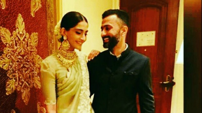 Sonam Kapoor and Anand Ahuja planning for a Geneva wedding