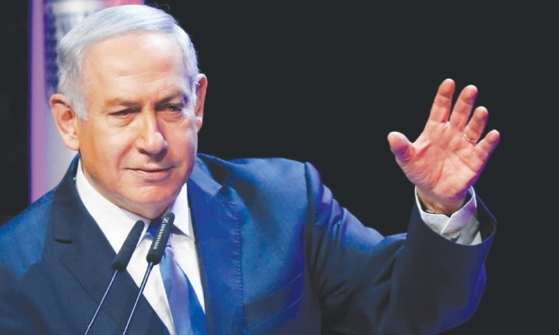 Israel's Netanyahu hospitalized with fever, cough