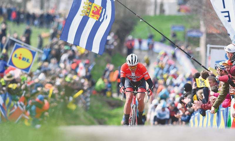 Terpstra's Tour of Flanders win completes 'dream' cobbled ...