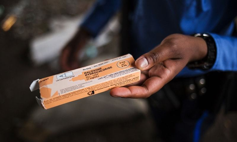 US Surgeon General Wants More People To Carry An Anti-Overdose Drug