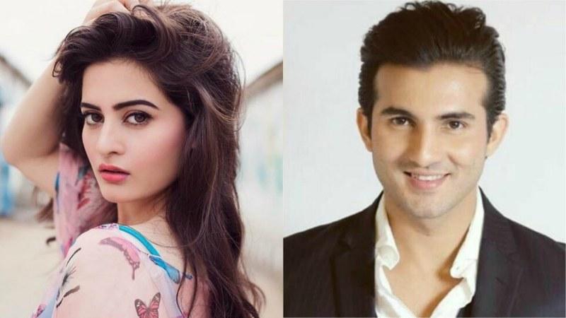 Aiman Khan and Shahroz Sabzwari come together for new drama