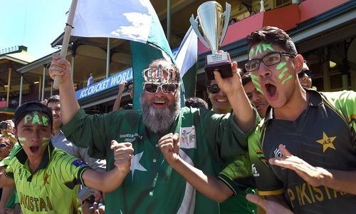 Biryani or cricket? If you're a Karachiite, you can choose both