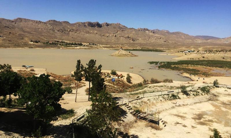 A view of Hanna Lake. —Hafizullah Shirani