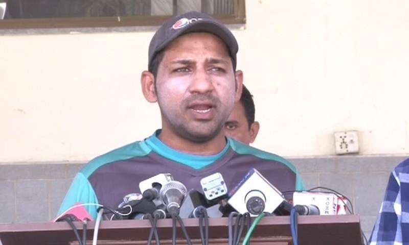Squad for England tour 'best of the best': Sarfraz