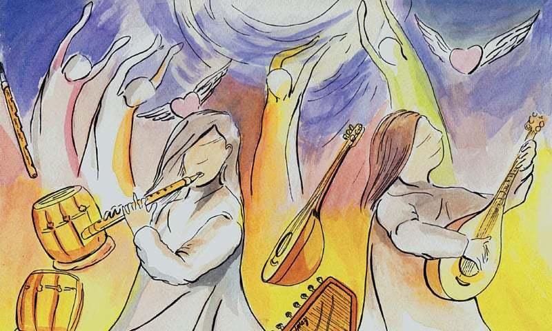 Illustration by Shaikh Sarfaraz Ahmed