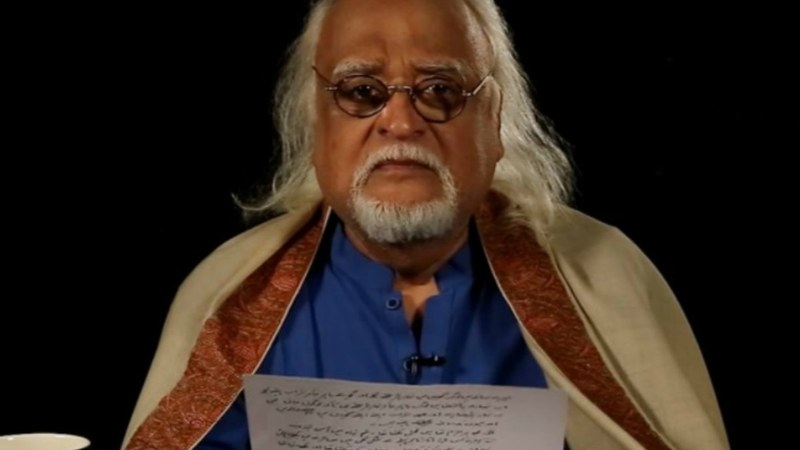 In the new video, the writer says sorry and explains that he himself is Sindhi and meant no offense