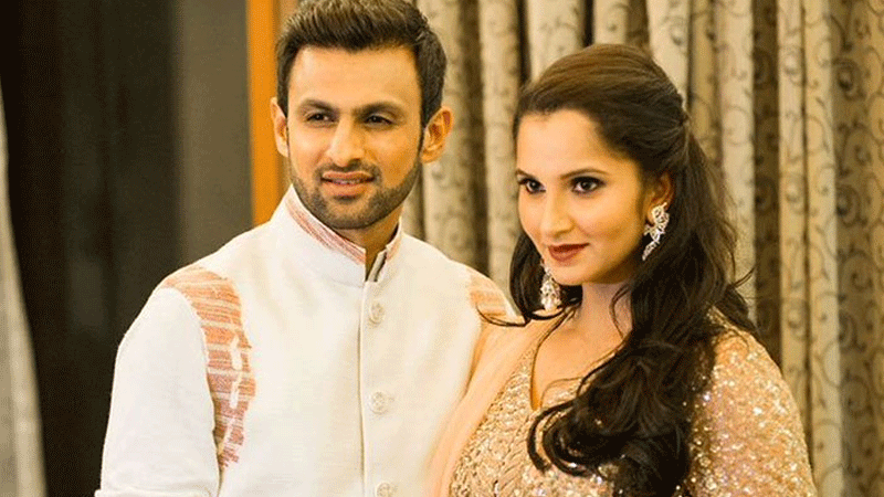 Shoaib Malik, Sania Mirza announce they're expecting