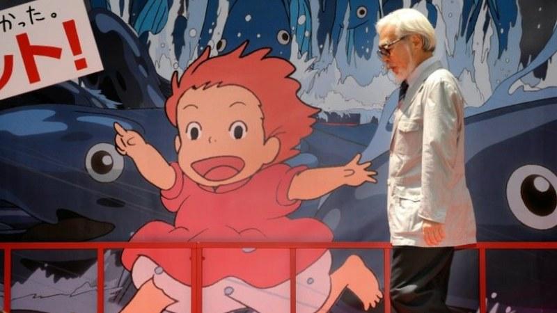 Miyazaki is the co-founder of Studio Ghibli, Japan's premier animation studio