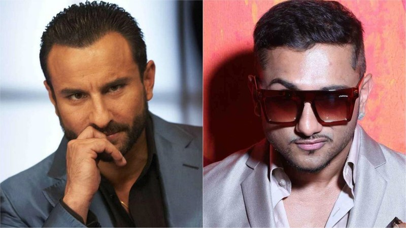 The two are working on a racy track for his upcoming flick titled Bazaar