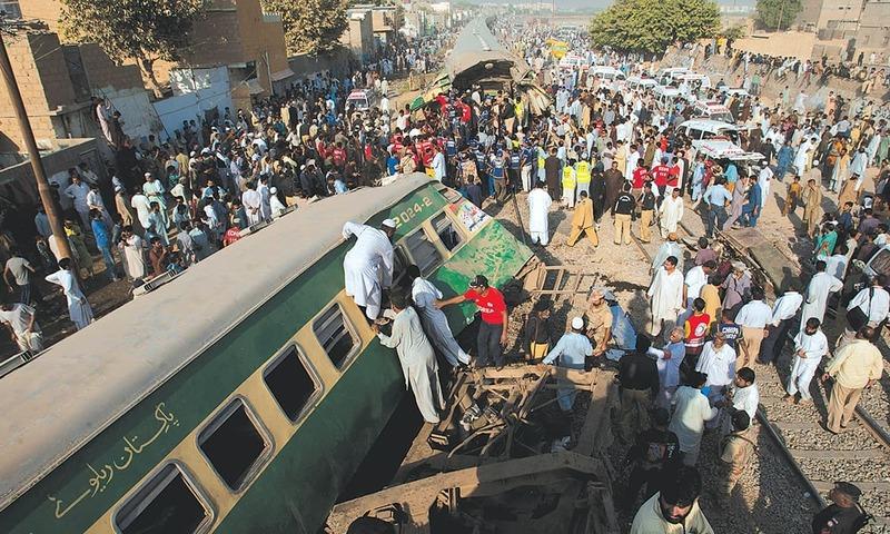 Railways' failure to meet public expectations