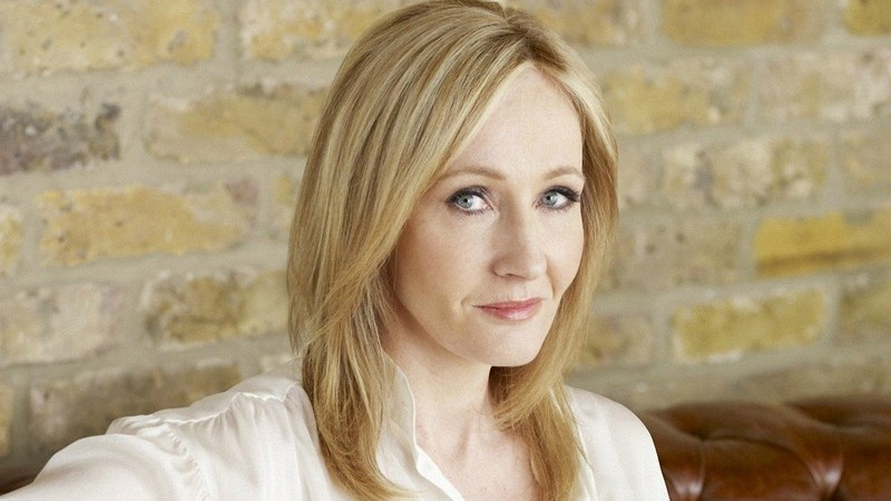 Image result for author j.k. rowling 2018