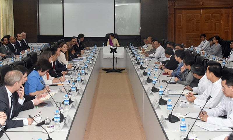 UNSC vows to help in Rohingya repatriation