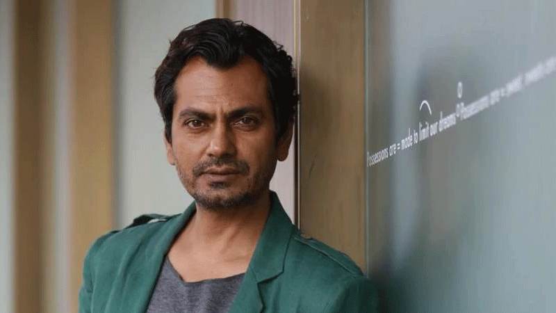 Indian Bollywood actor Nawazuddin Siddiqui is one of Hindi cinema's great success stories.