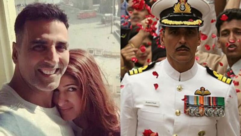 Akshay Kumar and wife Twinkle served legal notice over Rustom costume debacle