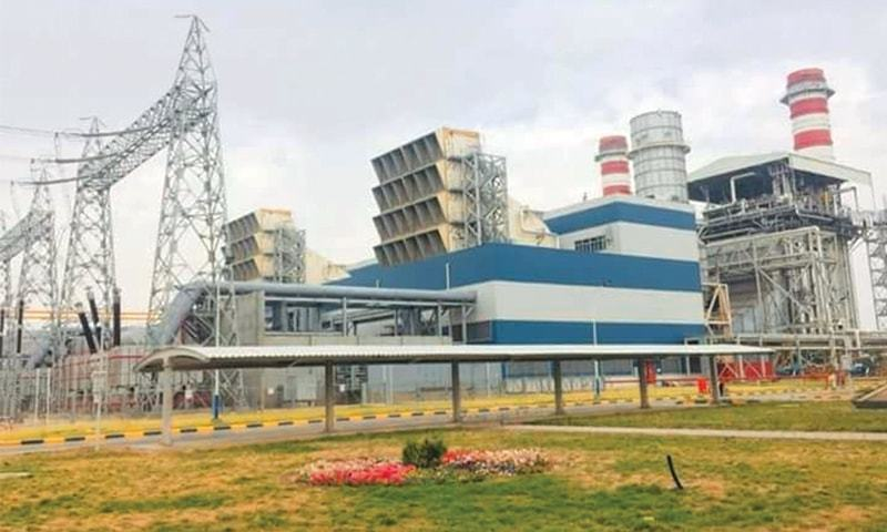 The Haveli Bahadur Shah RLNG power plant began commercial operations on Wednesday. It is producing 1,215MW, according to plant management.