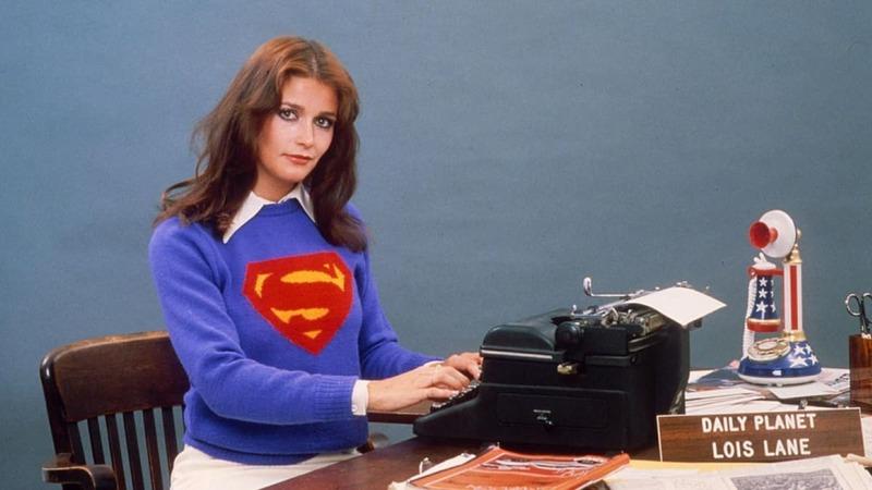 """Actor Margot Kidder rose to fame as Lois Lane in the """"Superman"""" series"""