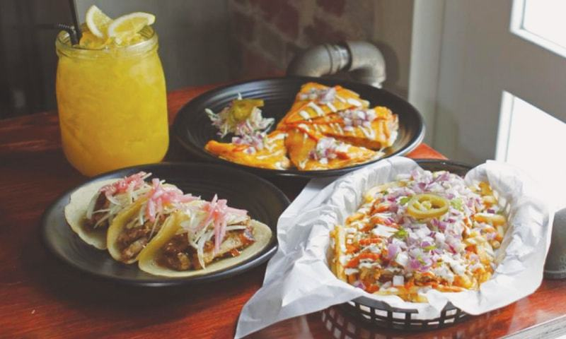 VATOS Urban Tacos is best known for its Korean-Mexican cuisine, especially its tacos.