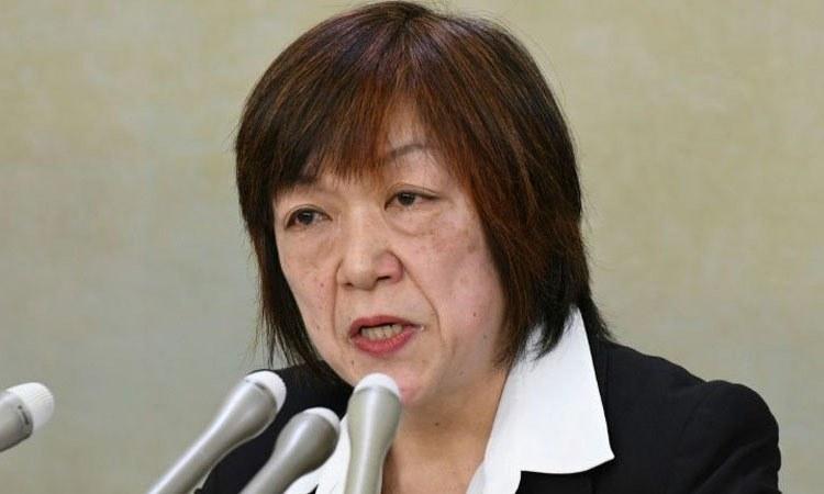 Yoshiko Hayashi — AFP