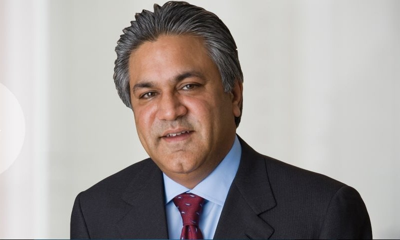 Arif Naqvi.—File photo
