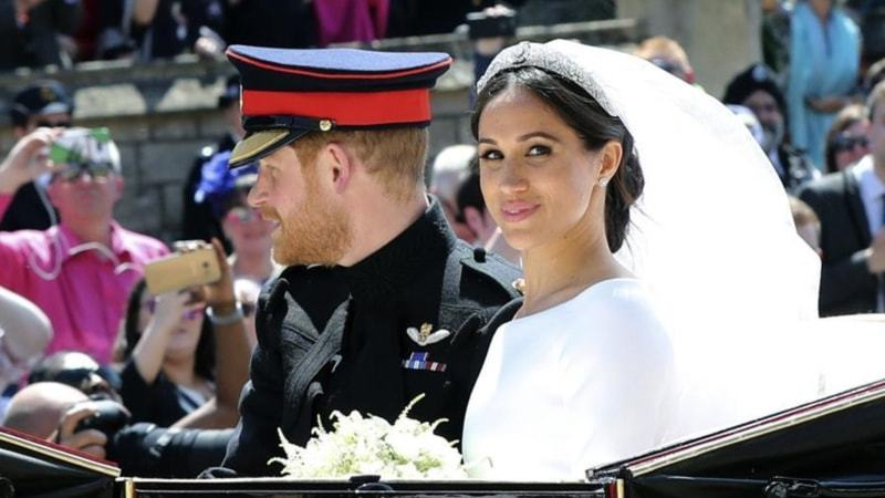 Did Meghan Markle 'silently SCOLD' Prince Harry during Royal Wedding ceremony?